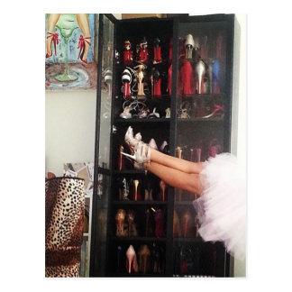 De Prinses van de schoen Briefkaart