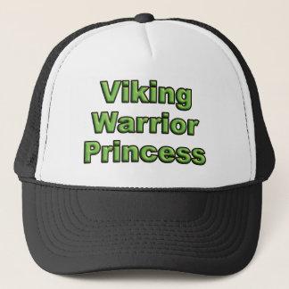 De Prinses van de Strijder van Viking Trucker Pet