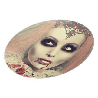 De prinses van de Vampier Bord