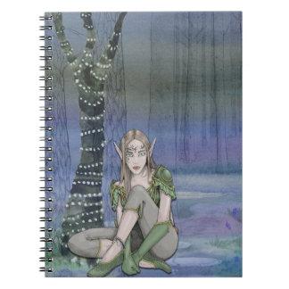 De Prinses van Elven Ringband Notitie Boeken