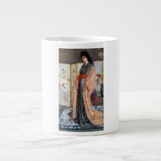 De prinses van het Land van Porselein Grote Koffiekop