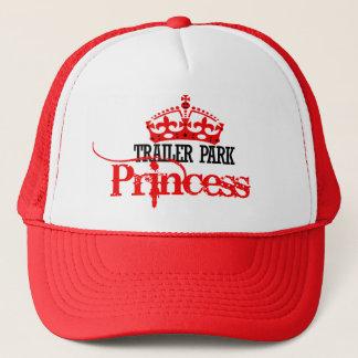 De Prinses van het Park van de aanhangwagen Trucker Pet