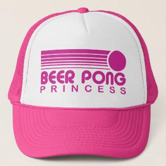 De Prinses van Pong van het bier Trucker Pet