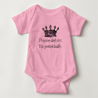 De prinsessen schreeuwen niet romper