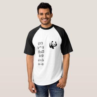 De prioriteit van de verrichtingen t shirts