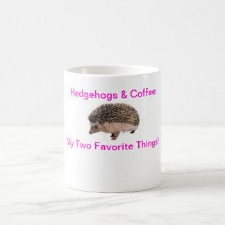 De Producten van de egel Koffiemok