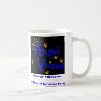 De Productie van de Stemmen van de engel Koffiemok