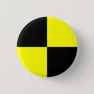 De ProefKnoop van de Test van de neerstorting Ronde Button 3,2 Cm