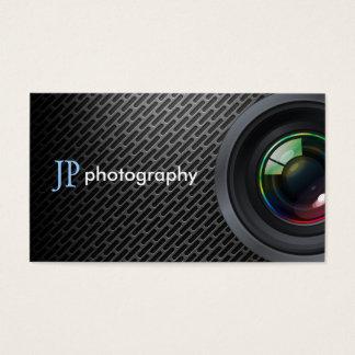 De professionele Lens van de Camera van de Visitekaartjes