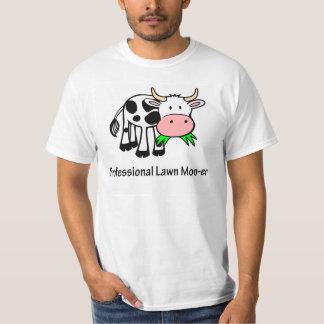 De professionele T-shirt van de Koe van moo-ER van