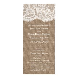 De programma's van het Collectie van het Huwelijk