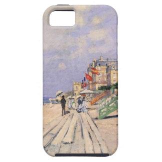 De promenade in Trouville Claude Monet Tough iPhone 5 Hoesje