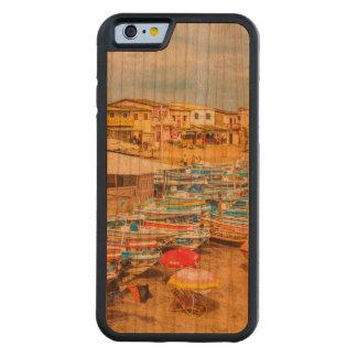 De Provincie Ecuador van Guayas van het Strand van Kersen iPhone 6 Bumper Case