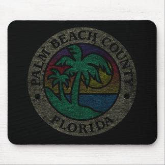 De Provincie van het Palm Beach Muismat