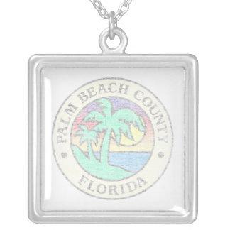 De Provincie van het Palm Beach Zilver Vergulden Ketting