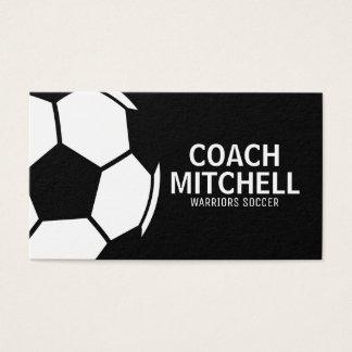 De ProZwarte van het voetbal Visitekaartjes