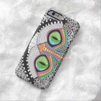 De psychedelische Kat van Cheshire Barely There iPhone 6 Hoesje