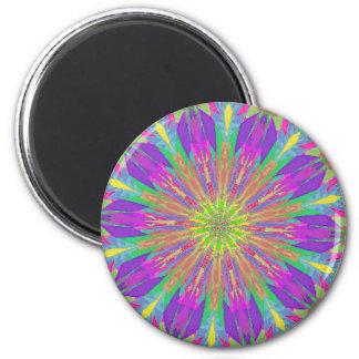 De psychedelische Magneet van de Kleurstof van het