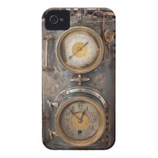 De Punk Klok van de vintage Stoom iPhone 4 Hoesje