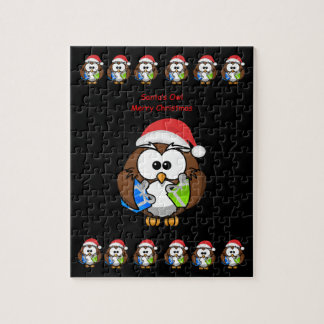 De Puzzel van Kerstmis Puzzel