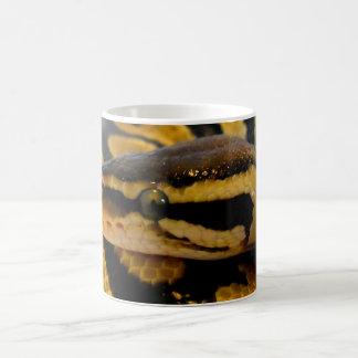 De Python van de Bal van de pastelkleur Koffiemok