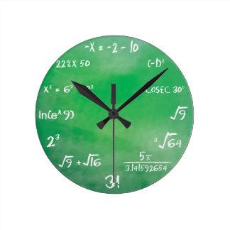 De Quiz van wiskunde - de Klok van de Kuiper