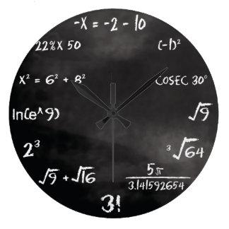 De Quiz van wiskunde om Klok (Douane)