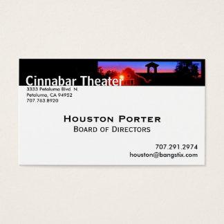 De Raad van beheer van het Theater van de Visitekaartjes
