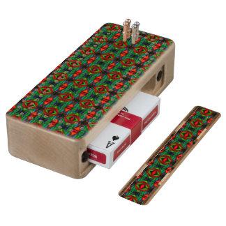 De Raad van de cribbage #1 Esdoorn Cribbagebord