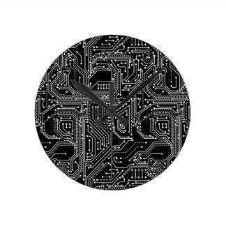 De Raad van de Kring van de computer om de Klok