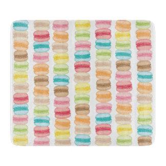 De Raad van het Glassnijden van Macarons van Les Snijplank