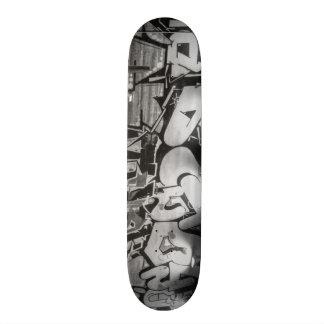 De raad van het Schaats van Graffiti 18,1 Cm Old School Skateboard Deck