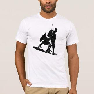 De raadssprong van het kielzog t shirt