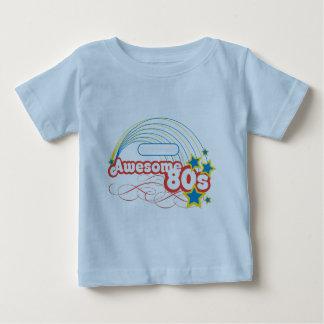 De Radio van AOL - de Geweldige jaren '80 Baby T Shirts