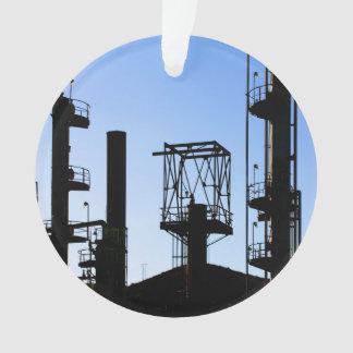De Raffinaderij van de olie Ornament