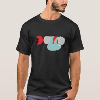 De Raket van de luiaard T Shirt