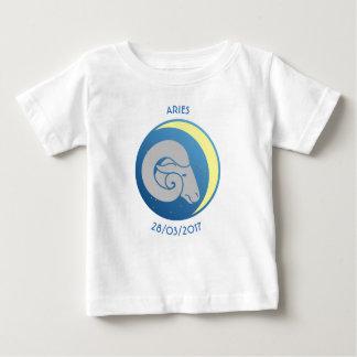 De Ram van de T-shirt van het Baby van het Teken
