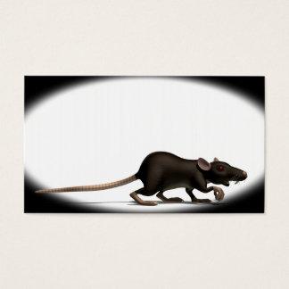 De Rat van de plaag Visitekaartjes