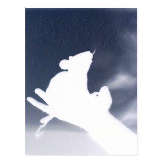 De Rat van de schaduw Briefkaart