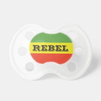 De RebellenVlag van Rasta Baby Speentje