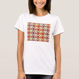 De Rechthoek van het Dekbed van de tekkel T Shirt