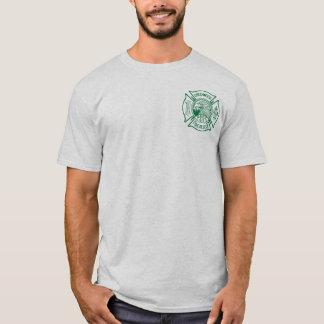 De Redding van de Brand van Greenwood T Shirt