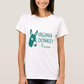 De Redding van de Ezel van Virginia T Shirt