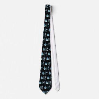 De reeks van de chemie stropdas