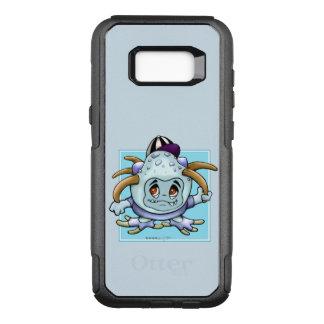 De Reeks van de Forens JONY PITTY SamsungGalaxy S8 OtterBox Commuter Samsung Galaxy S8+ Hoesje
