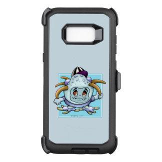 De Reeks van de Verdediger JONY PITTY OtterBox Defender Samsung Galaxy S8+ Hoesje