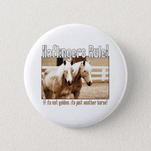 Haflinger Buttons Zazzlenl