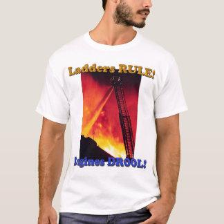 De REGEL van ladders! T Shirt