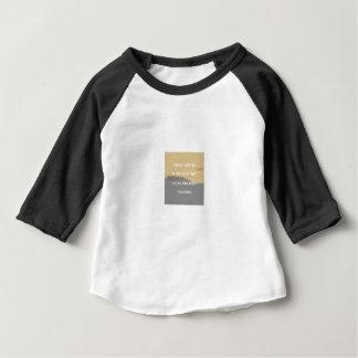 De Regels van de Pindakaas Baby T Shirts