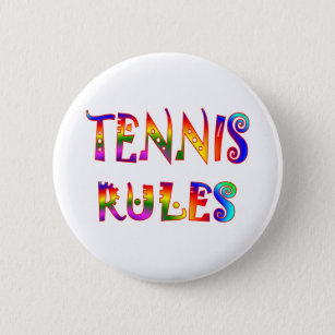 Tennis Regels Cadeaus Zazzlenl